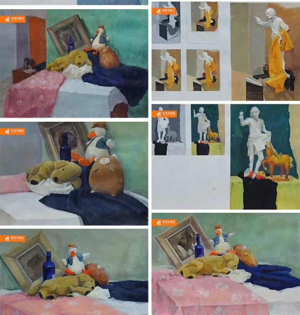 【思想者】寒假班,北京画室,北京美术培训,北京寒假班   13