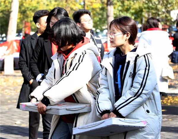万人模拟联考——北京校尉画室,北京画室,北京美术培训,北京美术联考    12