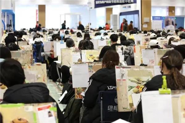 万人模拟联考——北京校尉画室,北京画室,北京美术培训,北京美术联考    13