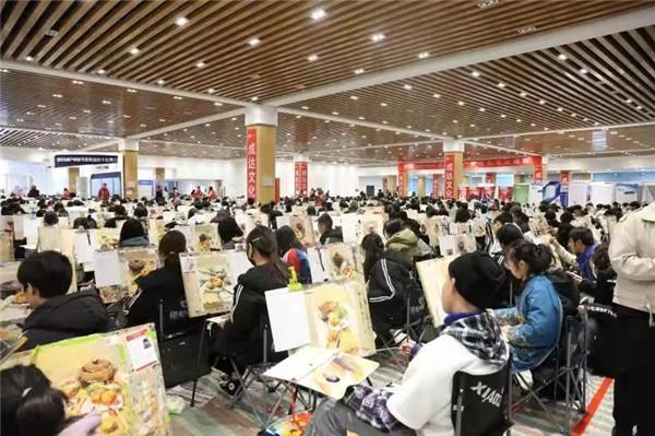 万人模拟联考——北京校尉画室,北京画室,北京美术培训,北京美术联考    14