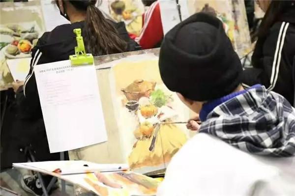 万人模拟联考——北京校尉画室,北京画室,北京美术培训,北京美术联考    22
