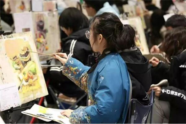 万人模拟联考——北京校尉画室,北京画室,北京美术培训,北京美术联考    29