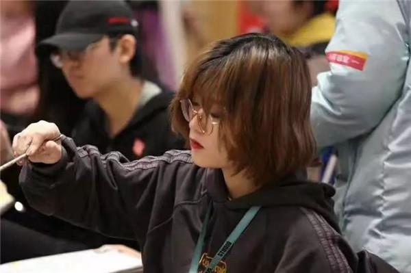 万人模拟联考——北京校尉画室,北京画室,北京美术培训,北京美术联考    30