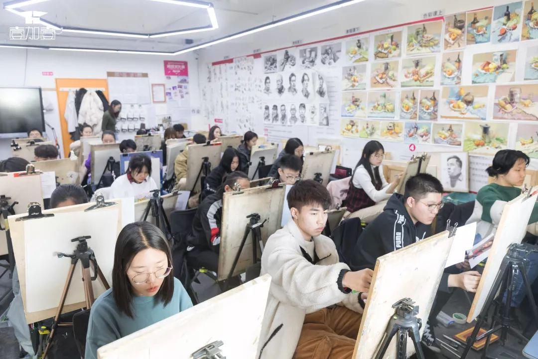 北京壹加壹画室模拟联考冲刺,北京画室,北京美术联考     01