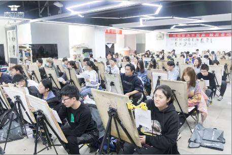 北京壹加壹画室模拟联考冲刺,北京画室,北京美术联考     05