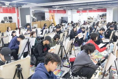 北京壹加壹画室模拟联考冲刺,北京画室,北京美术联考     07
