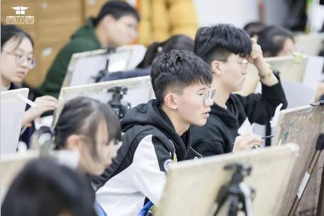 北京壹加壹画室模拟联考冲刺,北京画室,北京美术联考     08