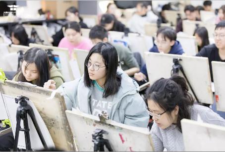 北京壹加壹画室模拟联考冲刺,北京画室,北京美术联考     11