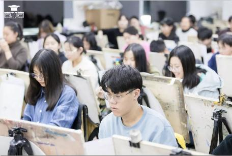 北京壹加壹画室模拟联考冲刺,北京画室,北京美术联考     12