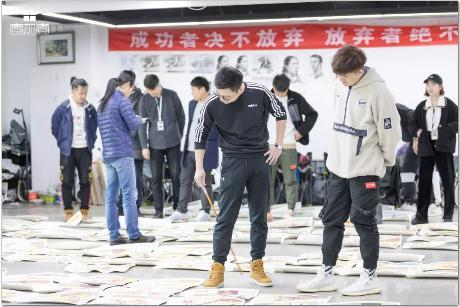 北京壹加壹画室模拟联考冲刺,北京画室,北京美术联考     16
