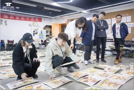 北京壹加壹画室模拟联考冲刺,北京画室,北京美术联考     17