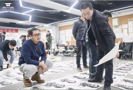 北京壹加壹画室模拟联考冲刺,北京画室,北京美术联考     18