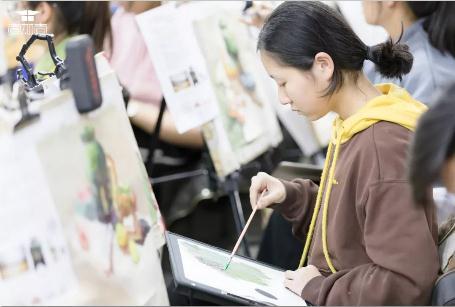 北京壹加壹画室模拟联考冲刺,北京画室,北京美术联考     21
