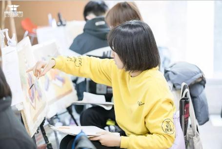 北京壹加壹画室模拟联考冲刺,北京画室,北京美术联考     23