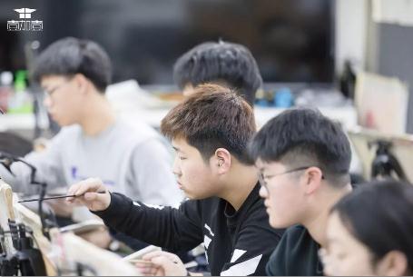 北京壹加壹画室模拟联考冲刺,北京画室,北京美术联考     25