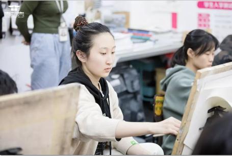 北京壹加壹画室模拟联考冲刺,北京画室,北京美术联考     28