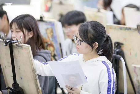 北京壹加壹画室模拟联考冲刺,北京画室,北京美术联考     29