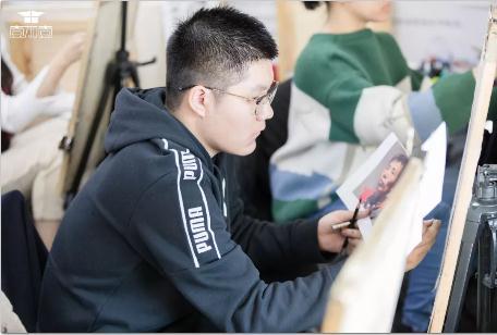 北京壹加壹画室模拟联考冲刺,北京画室,北京美术联考     30