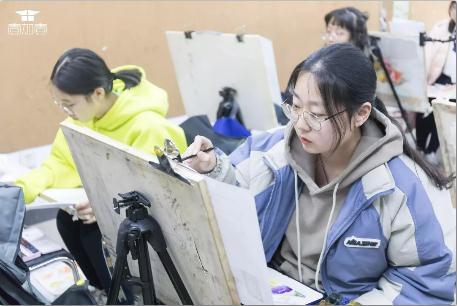 北京壹加壹画室模拟联考冲刺,北京画室,北京美术联考     35