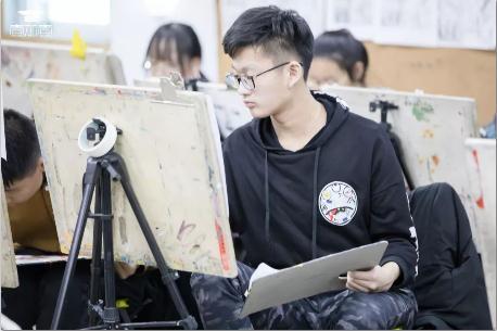 北京壹加壹画室模拟联考冲刺,北京画室,北京美术联考     37