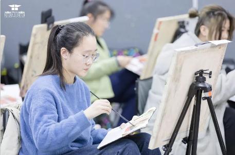北京壹加壹画室模拟联考冲刺,北京画室,北京美术联考     38