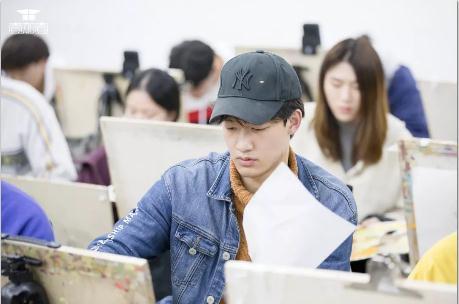 北京壹加壹画室模拟联考冲刺,北京画室,北京美术联考     39