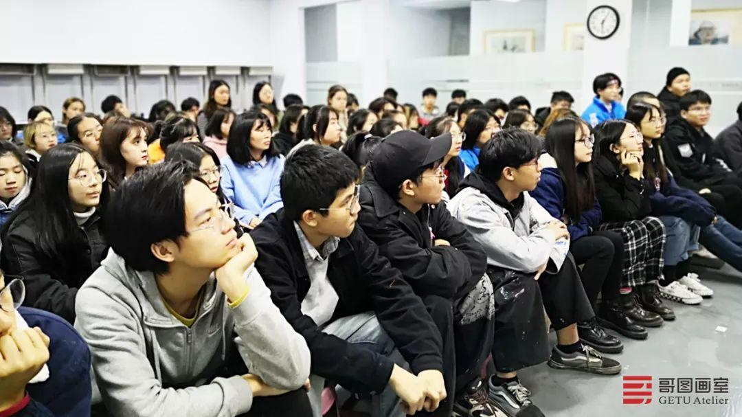 青春伴歌丨祝哥图学子逢考必过稳拿高分!,武汉哥图画室,武汉画室      21