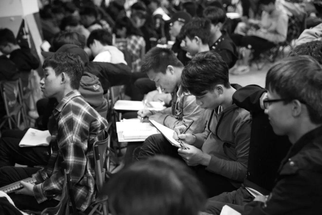 人生在此一搏|杭州白鹿画室,杭州画室,杭州美术联考     02
