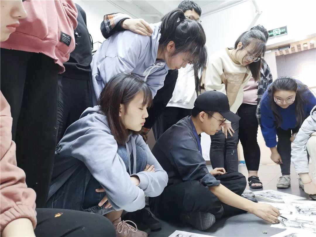 人生在此一搏|杭州白鹿画室,杭州画室,杭州美术联考     09