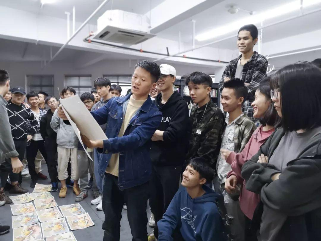 人生在此一搏|杭州白鹿画室,杭州画室,杭州美术联考     10