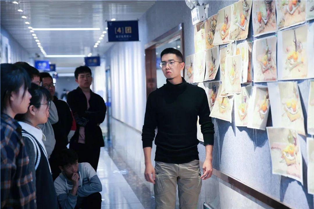 人生在此一搏|杭州白鹿画室,杭州画室,杭州美术联考     11