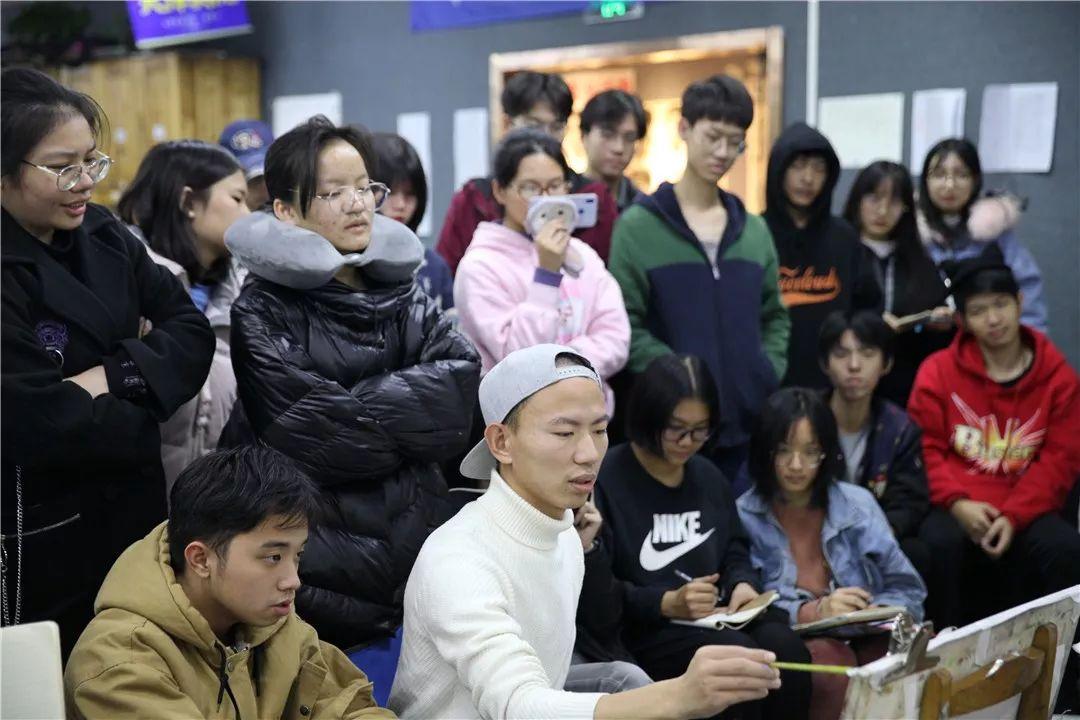 人生在此一搏|杭州白鹿画室,杭州画室,杭州美术联考     15