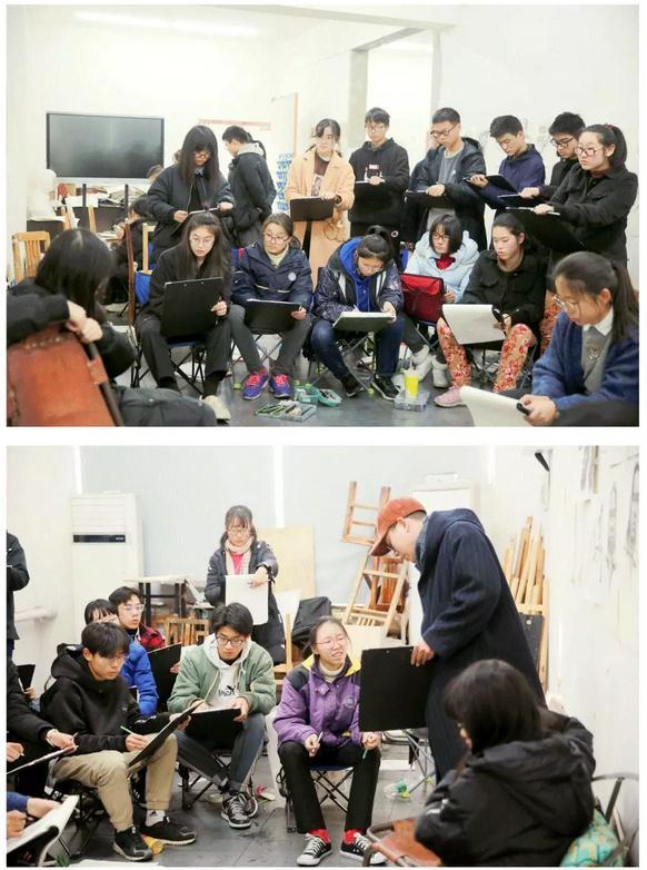 2020杭州白鹿学院寒假班招生简章 ,杭州美术寒假班,杭州美术招生简章    10