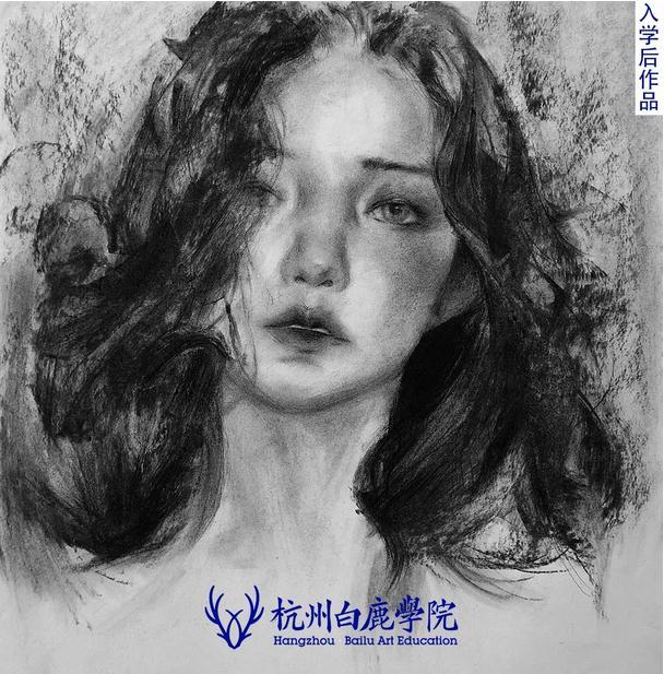 2020杭州白鹿学院寒假班招生简章 ,杭州美术寒假班,杭州美术招生简章    23