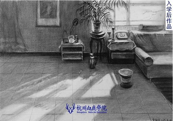 2020杭州白鹿学院寒假班招生简章 ,杭州美术寒假班,杭州美术招生简章    24