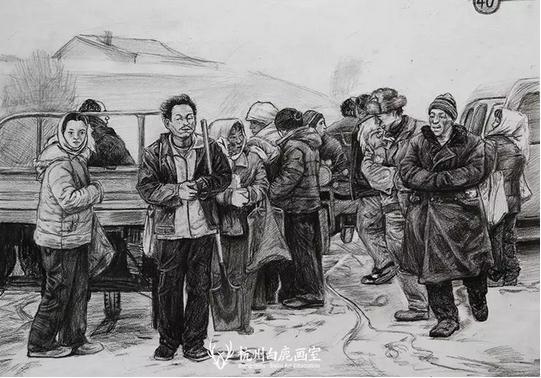 2020杭州白鹿学院寒假班招生简章 ,杭州美术寒假班,杭州美术招生简章    45