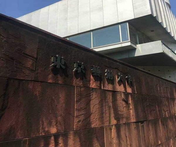东京艺术大学,日本