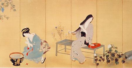 日本画的发展