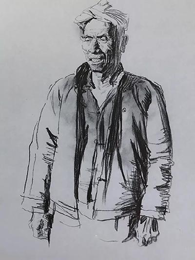 陈逸飞绘画作品