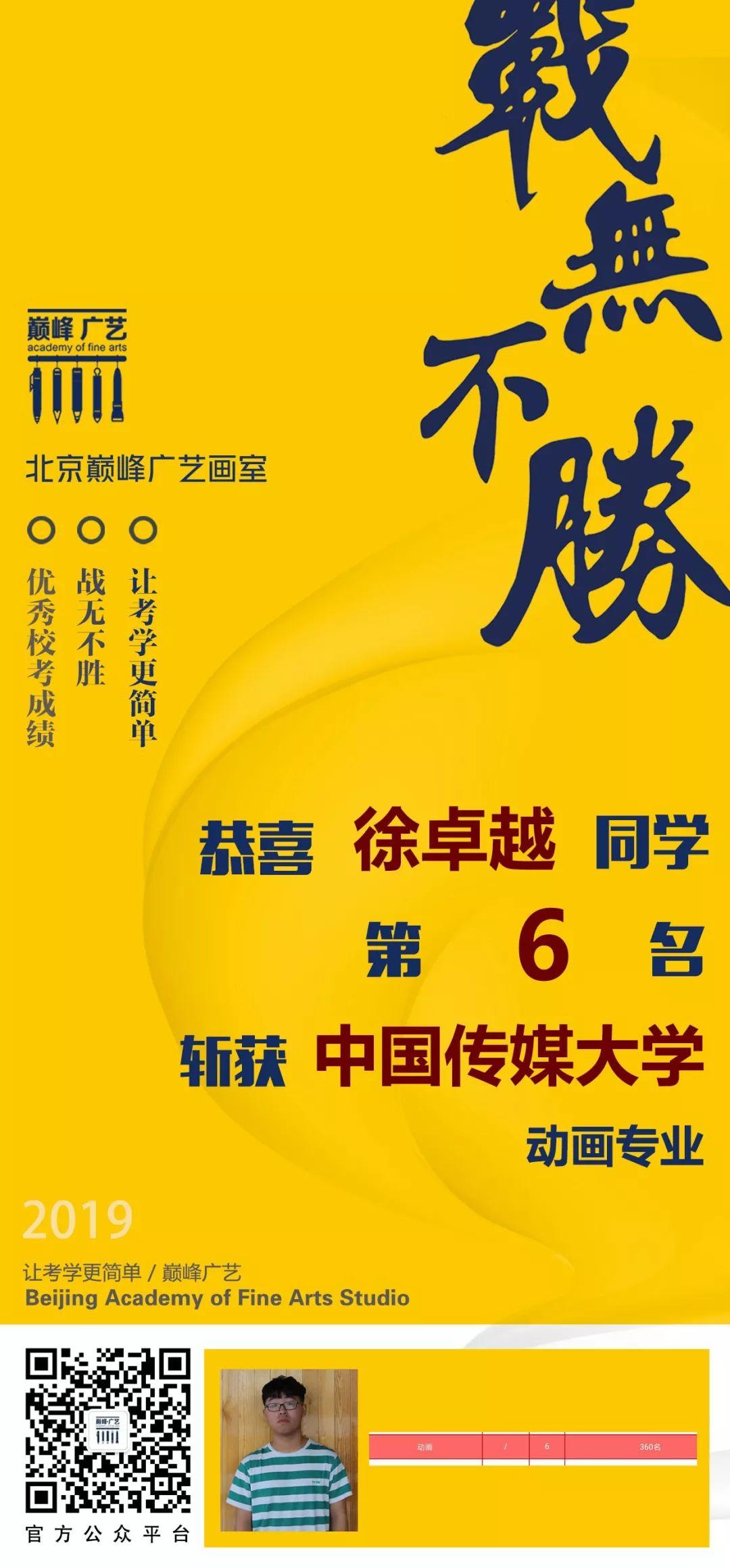 中国传媒大学,北京电影学院,中央戏剧学院,北京巅峰广艺画室       13