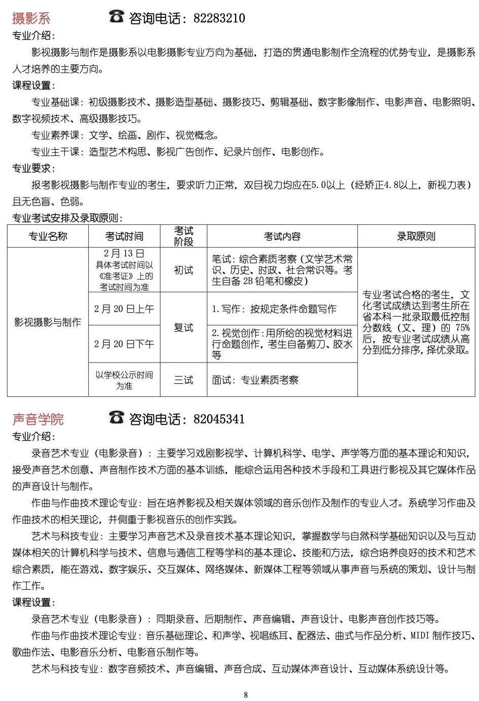 中国传媒大学,北京电影学院,中央戏剧学院,北京巅峰广艺画室       22