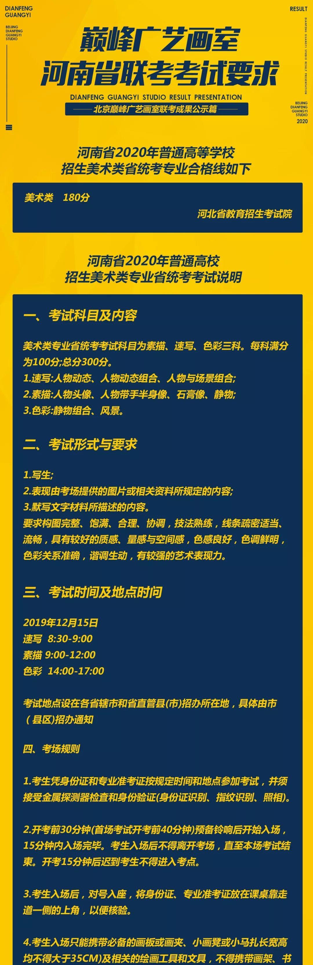 斩获285分!【联考战绩展】巅峰广艺河南省联考战绩展         13