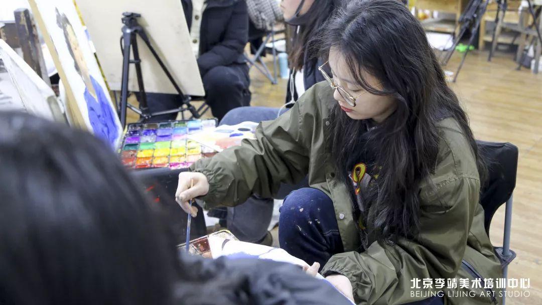 北京李靖画室,美术校考考试,九大美院      04