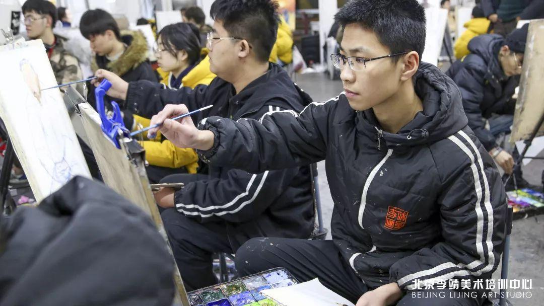 北京李靖画室,美术校考考试,九大美院      06