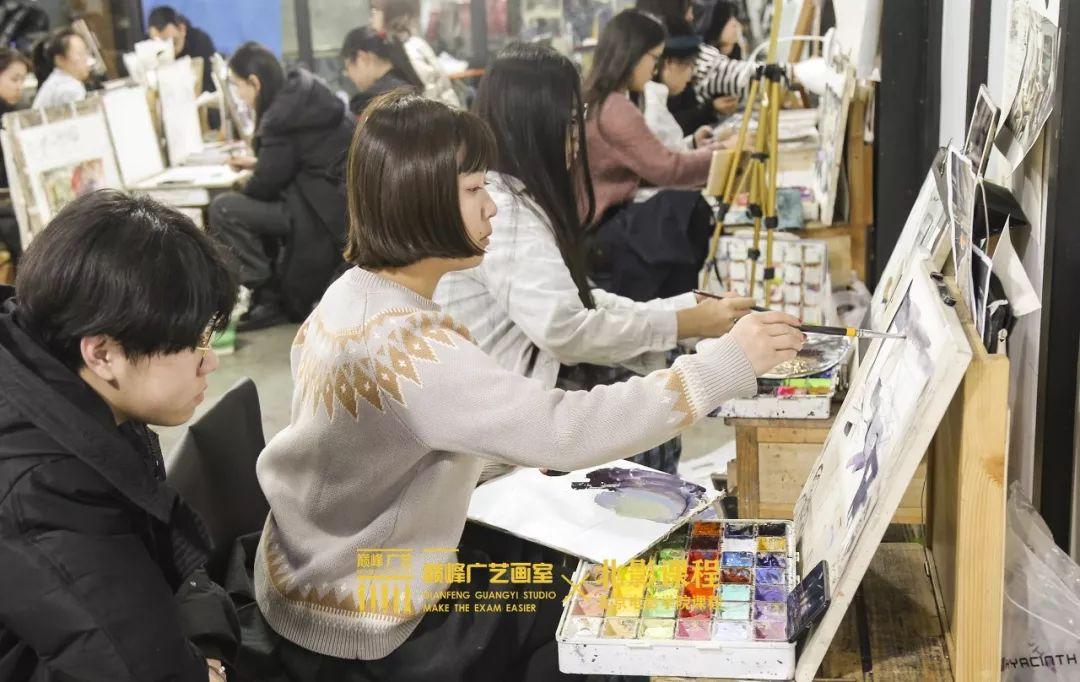 北京巅峰广艺画室,北京美术校考培训,北京画室     05