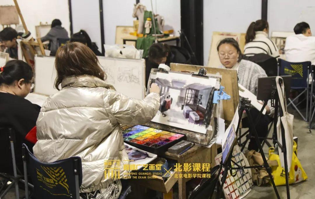 北京巅峰广艺画室,北京美术校考培训,北京画室     08