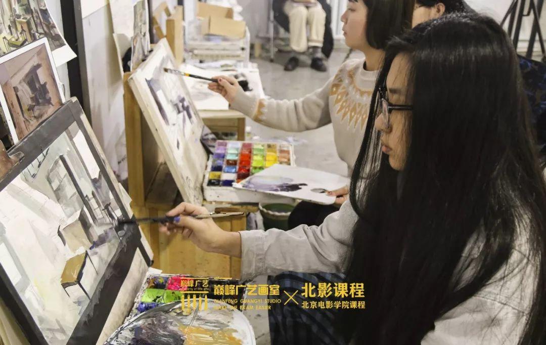 北京巅峰广艺画室,北京美术校考培训,北京画室     09