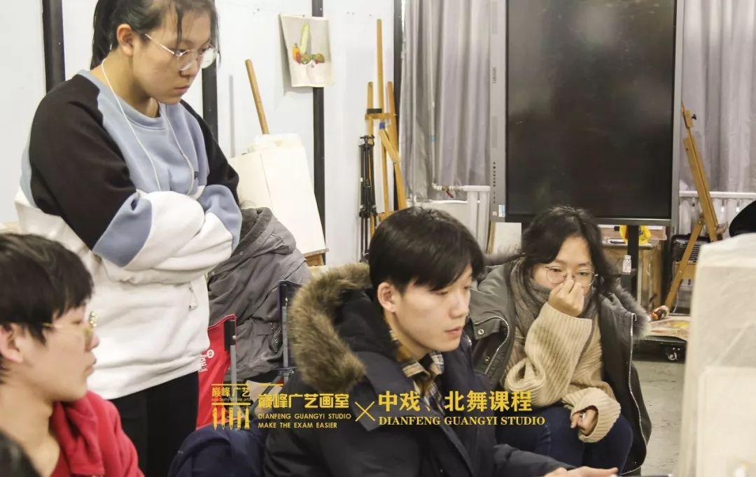 北京巅峰广艺画室,北京美术校考培训,北京画室     14