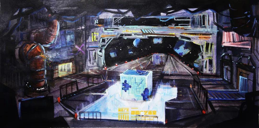 北京巅峰广艺画室,北京美术校考培训,北京画室     19