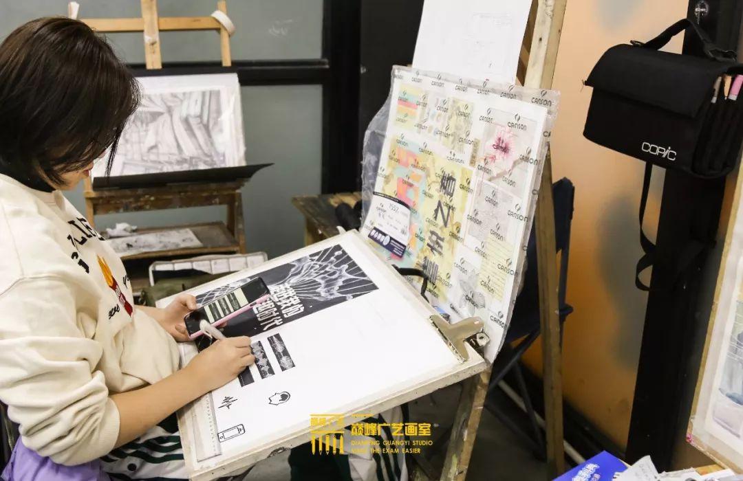 北京巅峰广艺画室,北京美术校考培训,北京画室     23